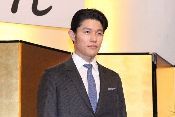 '18年の大河ドラマ「西郷どん」に主演する鈴木亮平
