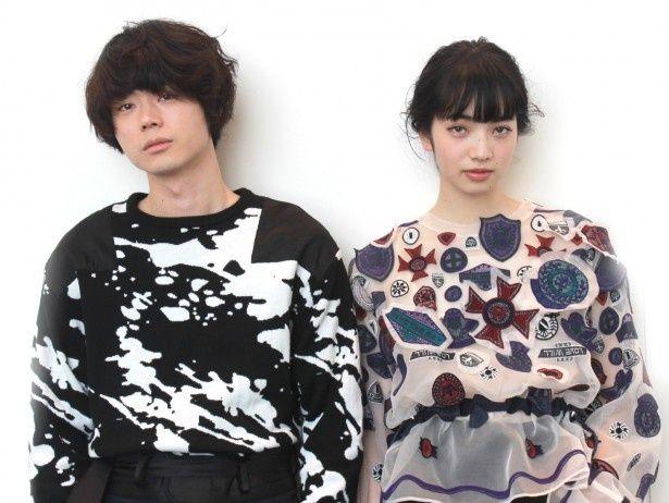 『溺れるナイフ』で共演した小松菜奈と菅田将暉