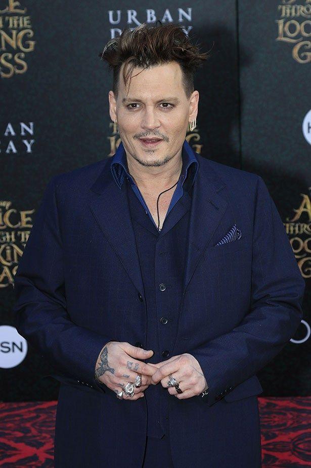 ジョニーが『ハリポタ』新シリーズに出演決定