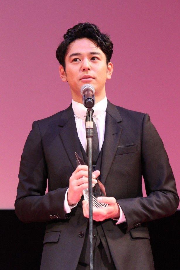 妻夫木聡、映画への愛を告白!