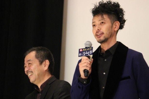 オダギリジョーを松岡錠司監督が公開処刑!?