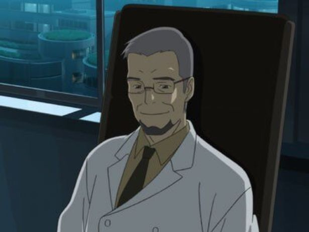 No-05の火浦。理想の医療を目指す元外科医