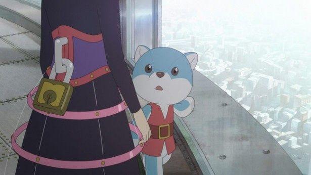 【写真を見る】『ひるね姫 ~知らないワタシの物語~』で釘宮理恵が演じる犬のぬいぐるみ・ジョイ
