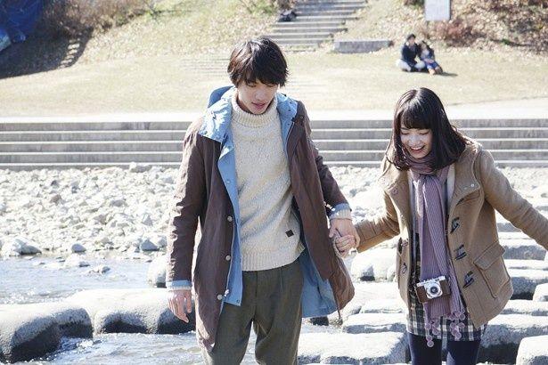 映画『ぼくは明日、昨日のきみとデートする』で、福士蒼汰&小松菜奈が京都デート三昧!
