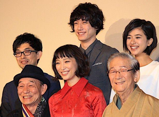 杏、坂口健太郎の印象は「ほんわか」