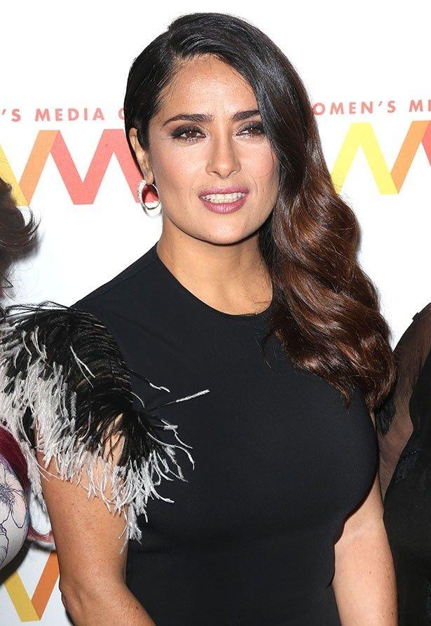 今年9月に撮影されたメキシコ人女優のサルマ