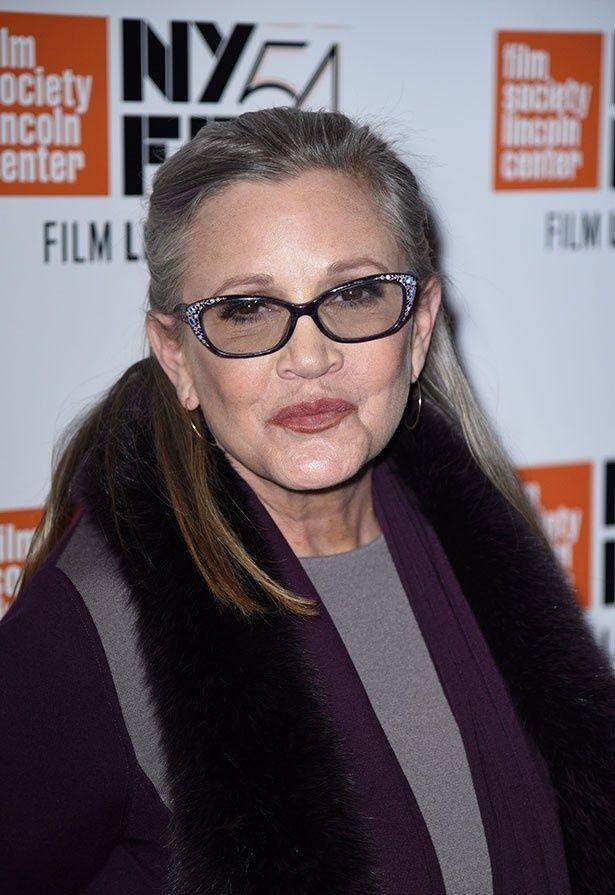 現在60歳のキャリーが昔ハリソンと不倫関係にあったと語った