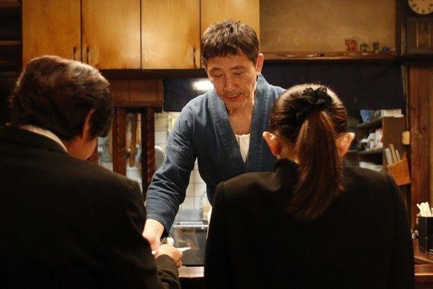 小林薫演じるマスターの渋い演技が魅力的