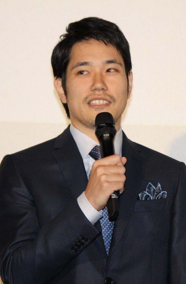 棋士、村山聖を演じた松山ケンイチ