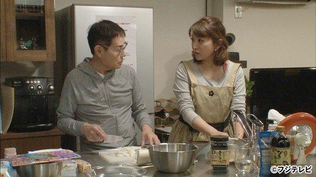 11月23日に放送される「モシモノふたりSP」に出演する加藤茶・綾菜夫妻