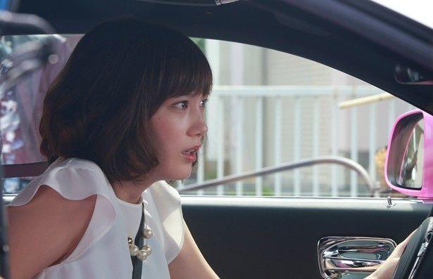 『土竜の唄 香港狂騒曲』の本田翼が、超濃すぎるキャラクターに!