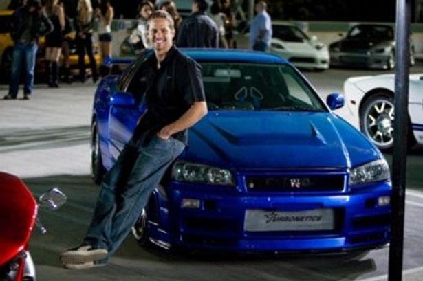 FBI捜査官・ブライアンと彼の愛車「日産スカイラインR34 GT-R」