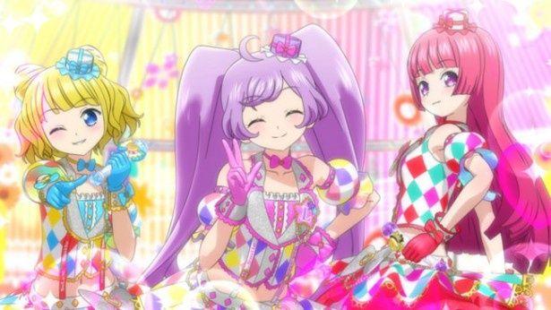 『劇場版プリパラ み~んなでかがやけ!キラリン☆スターライブ!』は2017年3月4日(土)公開