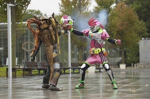 仮面ライダーエグゼイドはゲームがモチーフの仮面ライダー