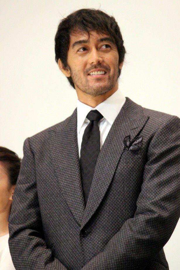 阿部寛が『疾風ロンド』の撮影裏話を語った