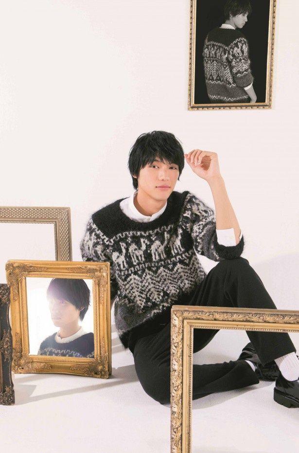12月17日(土)公開の映画「ぼく は明日、昨日のきみとデートする」で主演を務める福士蒼汰にインタビュー