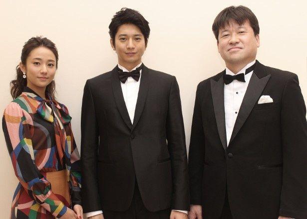『RANMARU 神の舌を持つ男』の向井理、木村文乃、佐藤二朗を直撃