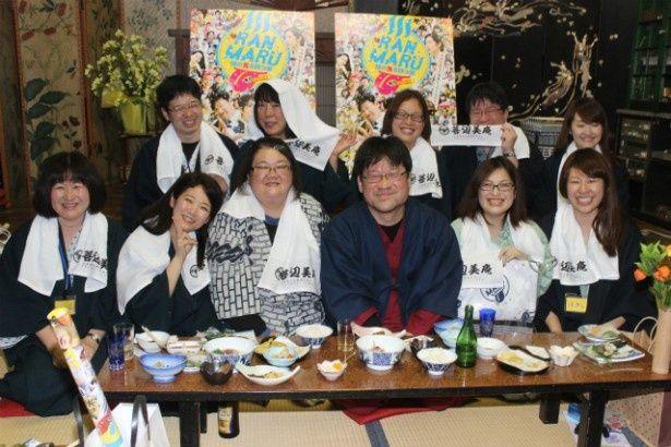 『RANMARU 神の舌を持つ男』の佐藤二朗との宴会に参加してみた