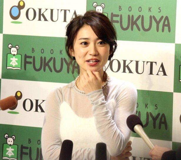 気になる男性がいることを明かした大島優子