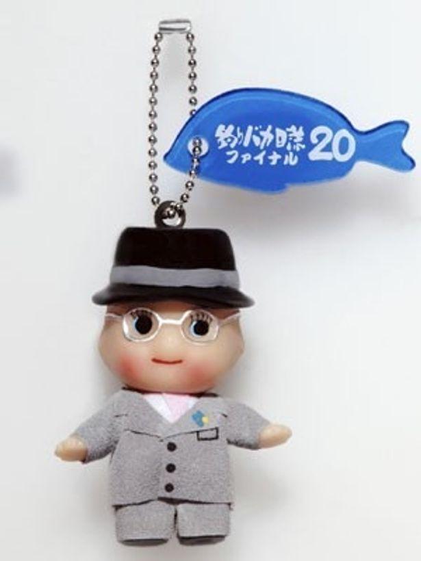 相棒のスーさんも、こんなにかわいいキューピー人形に!