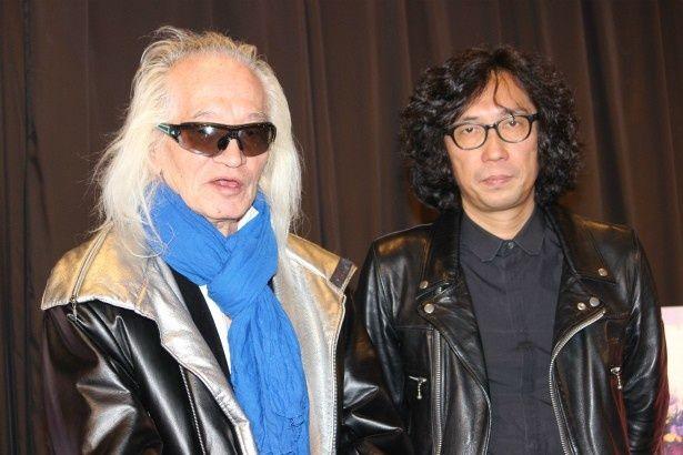 内田裕也と行定勲監督がロマンポルノのイベントに登壇