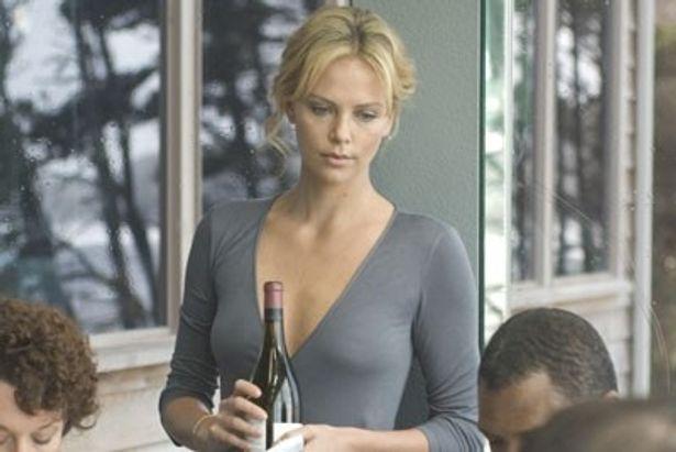 『モンスター』(03)でアカデミー賞主演女優賞のシャーリーズ・セロン