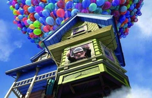 カンヌのオープニングを飾った話題作「カールじいさんの空飛ぶ家」