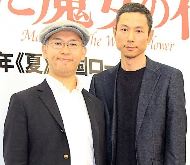 米林宏昌監督最新作『メアリと魔女の花』2017年夏の公開が決定!
