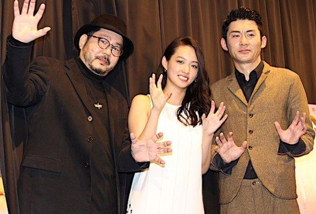 塩田明彦監督のロマンポルノ、ロカルノでも拍手喝采!