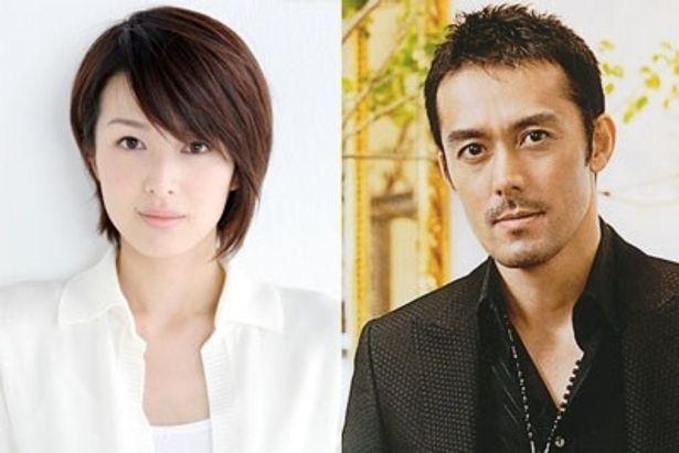 吉瀬美智子、阿部寛共演で日本製作!