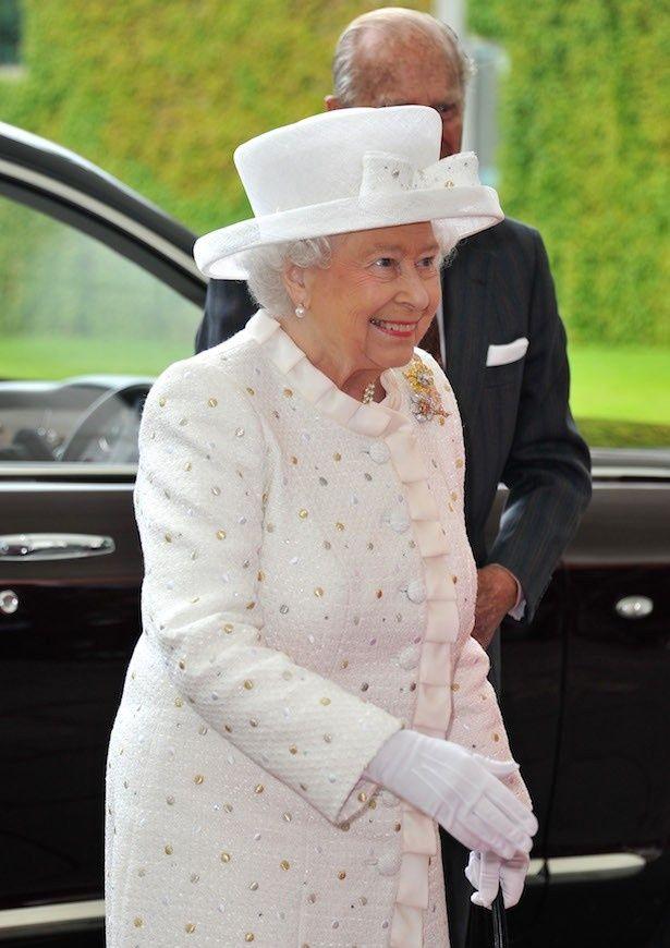 妊娠報道が事実であれば、エリザベス女王も祝福している?