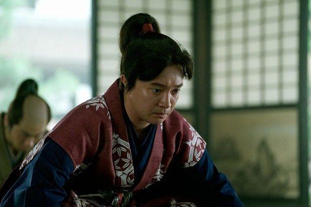 """美少年と言い伝えられている森蘭丸を演じるのは""""金ちゃん""""濱田岳。果たしてその仕上がりは?"""