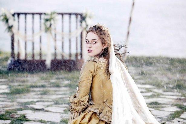 【写真を見る】キーラが演じた美しきヒロイン、エリザベス・スワン