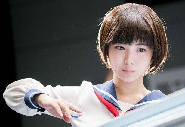 『咲-Saki-』で主演を務める浜辺美波