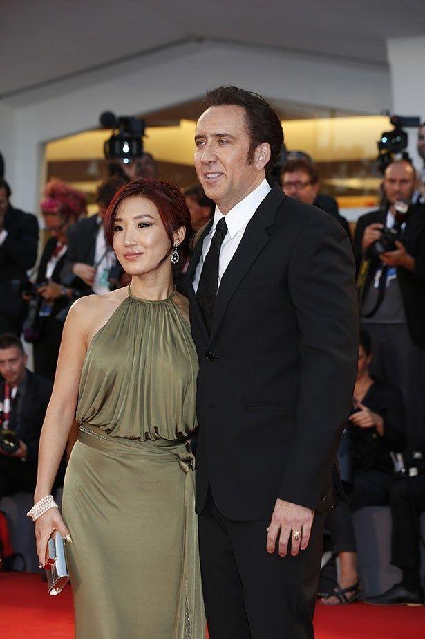 ニコラス・ケイジは韓国系ナイトクラブでアリス・キムと出会ったが、今年離婚