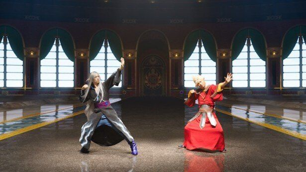 山崎賢人&斎藤工が妖怪姿でダンス!本作でしか見られない姿は必見だ