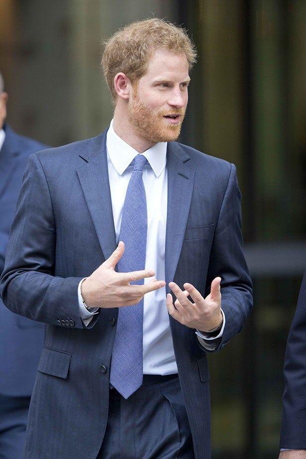 恋人メーガンの父はヘンリー王子のことを大変気に入っているそうだ