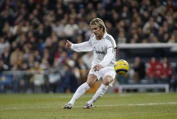サッカー選手時代のデビッドを思い起こさせるキレっぷりだった?