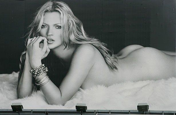 イギリス出身のスーパーモデル、ケイト・モスの異変が物議を醸している