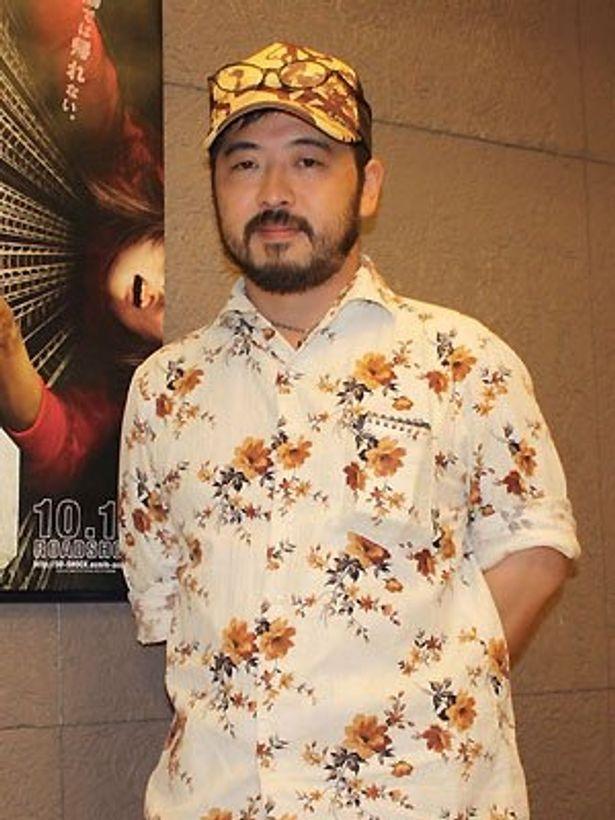 日本初の3D実写長編映画『戦慄迷宮3D』を手がけた清水崇監督