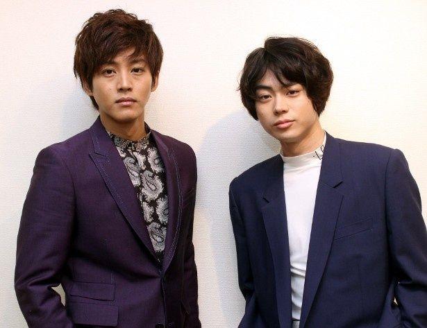 『キセキ -あの日のソビト-』で共演した松坂桃李と菅田将暉