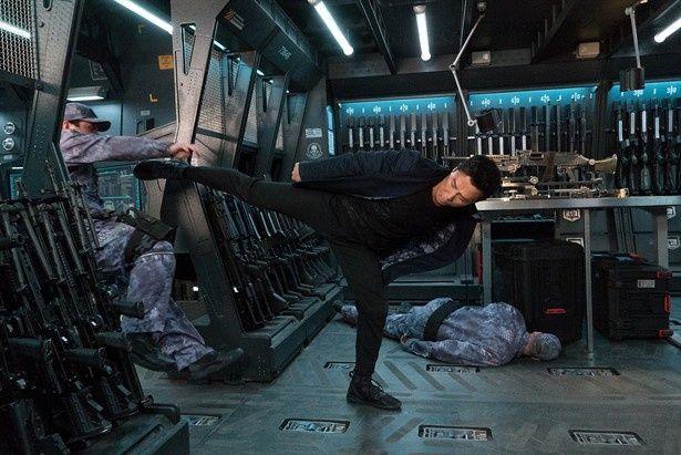 『ローグ・ワン/スター・ウォーズ・ストーリー』に出演したドニー・イェンのキレキレなアクションも必見!
