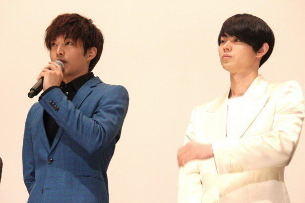 『キセキ-あの日のソビト-』で兄弟役を演じた松坂桃李、菅田将暉