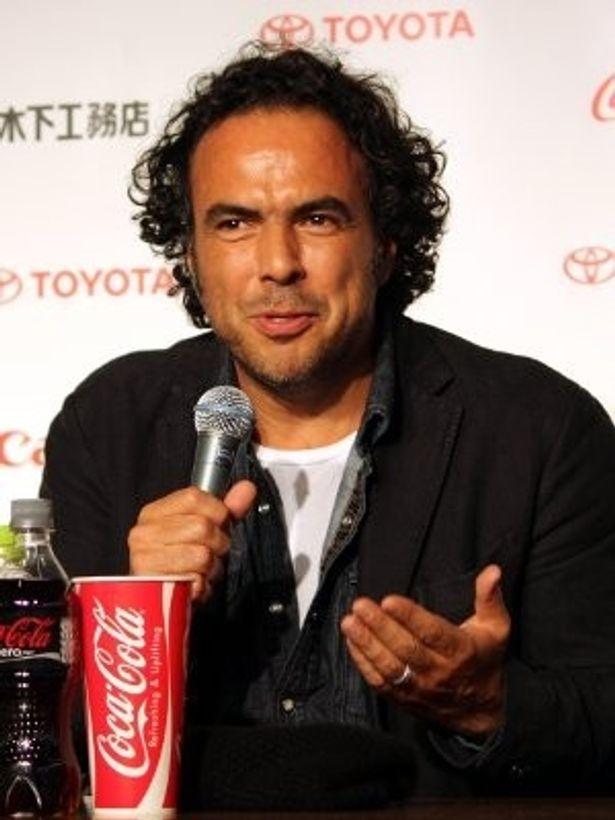 東京国際映画祭コンペティション部門の審査員長を務める『バベル』のアレハンドロ・ゴンザレス・イニャリトゥ監督