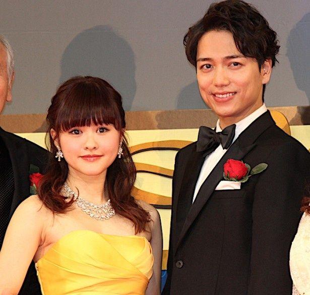 日本語吹替版のベルは昆夏美、野獣は山崎育三郎!
