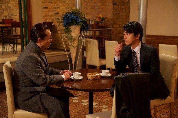 「相棒season15」で久々に水谷豊&及川光博コンビが対面!