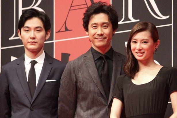 『探偵はBARにいる3』で大泉洋、松田龍平、北川景子が共演