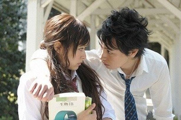 少女漫画界では、ふたりの恋路に分け入ろうとするイケメン(細田よしひこ)は必須要素!