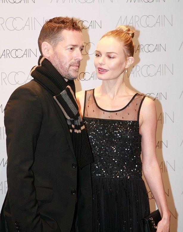 2013年に結婚したケイトと映画製作者マイケル・ポーリッシュ