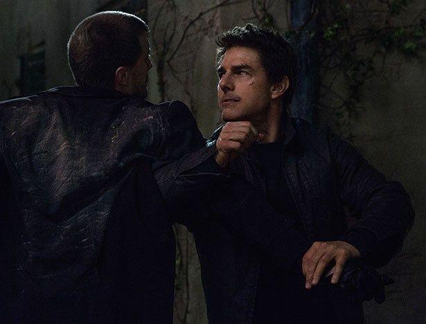 『ジャック・リーチャー NEVER GO BACK』(16)ではキレのあるアクションを披露
